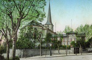 Kath. Kirche St Georg 1935