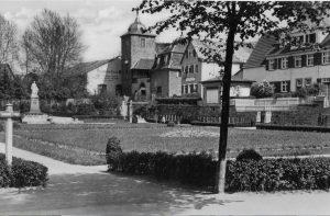 Beauner Platz 1935